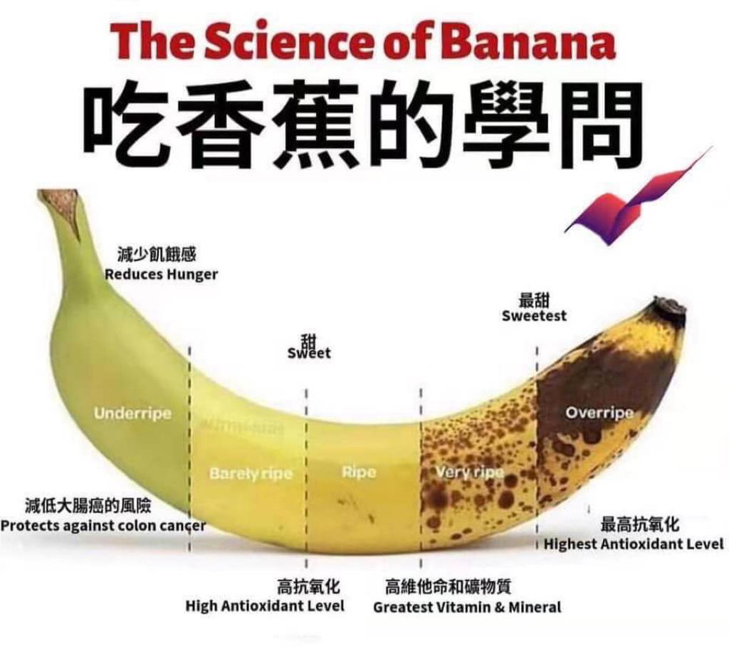 聰明吃香蕉