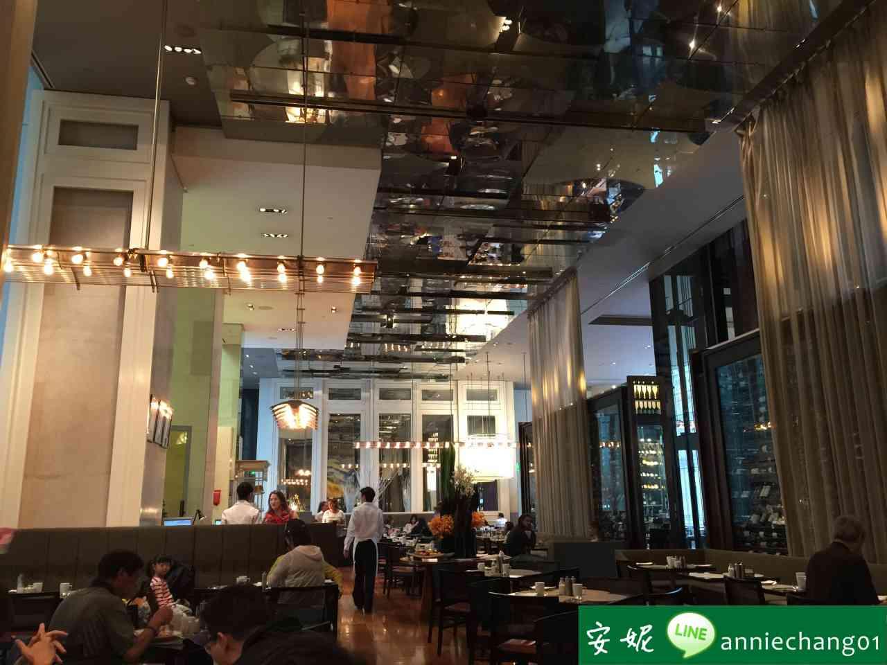 【澳洲 雪梨】希爾頓飯店五星級早餐