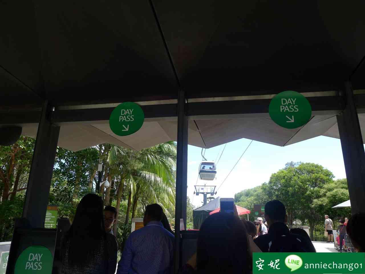 【澳洲 雪梨】Taronga動物園