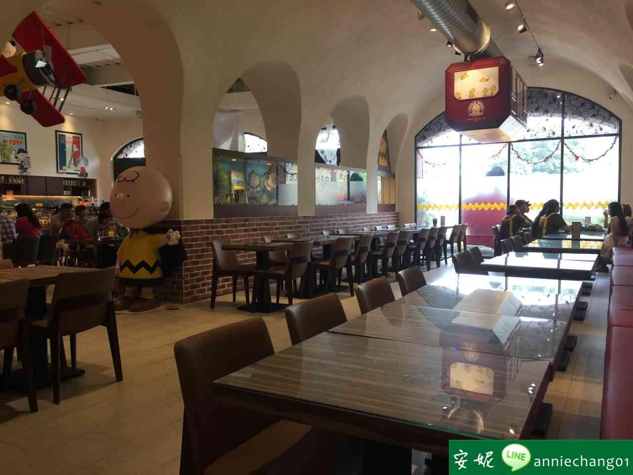 【台中】 查理布朗餐廳Charlie Brown Cafe