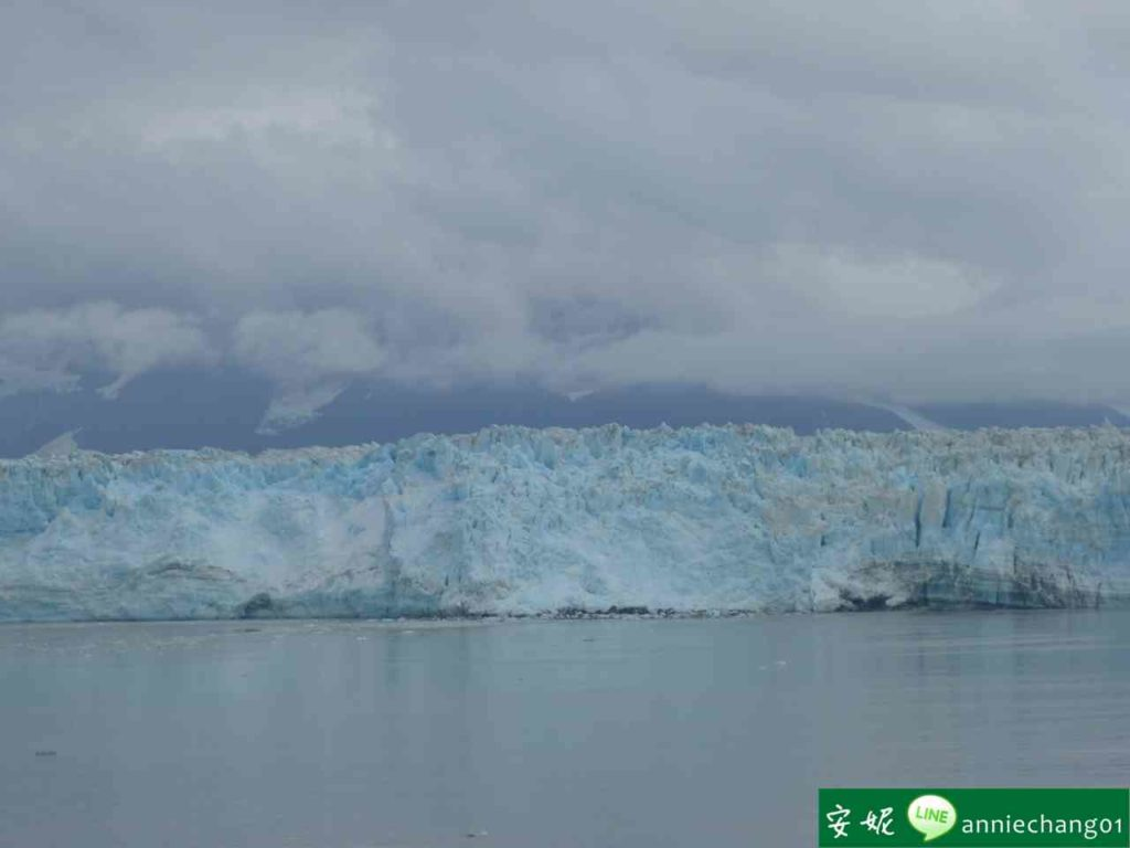 Day4 哈伯冰川 Hubbard Glacier