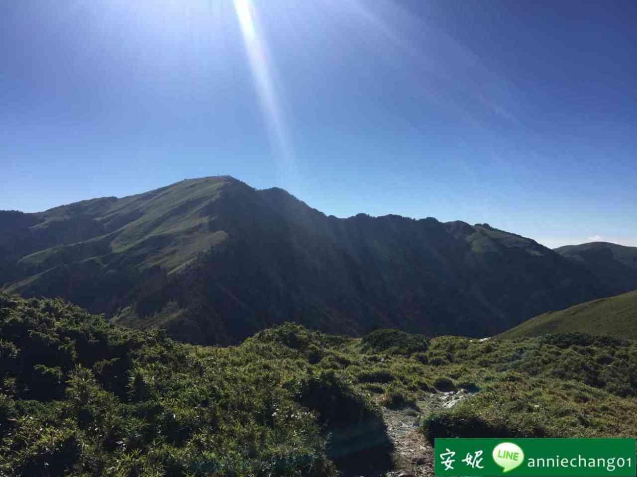【南投】石門山