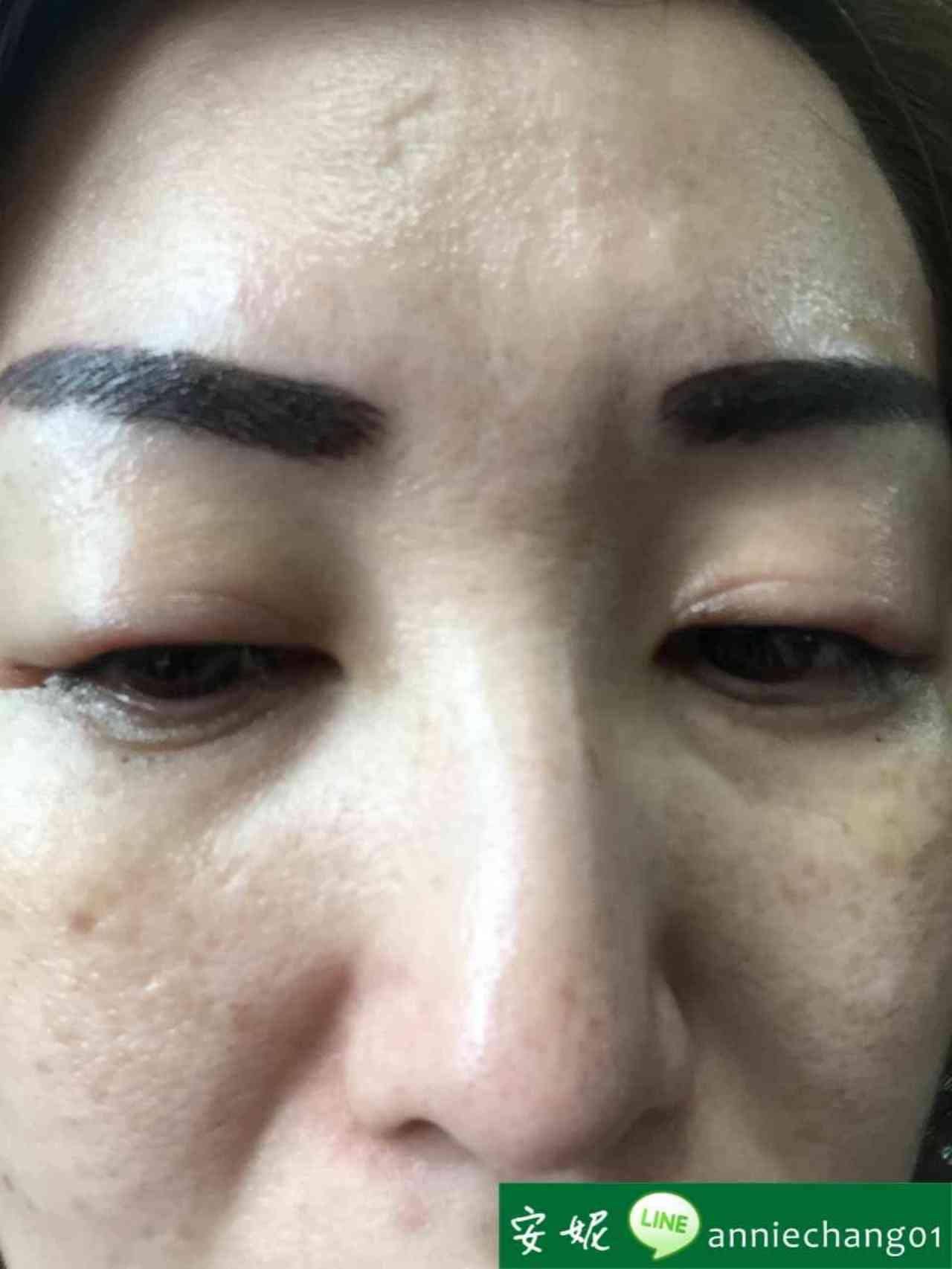 【生活】飄眉 紋眼線
