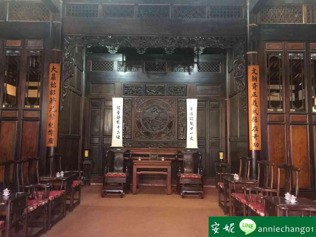 【台中 霧峰】林家花園+明台高中