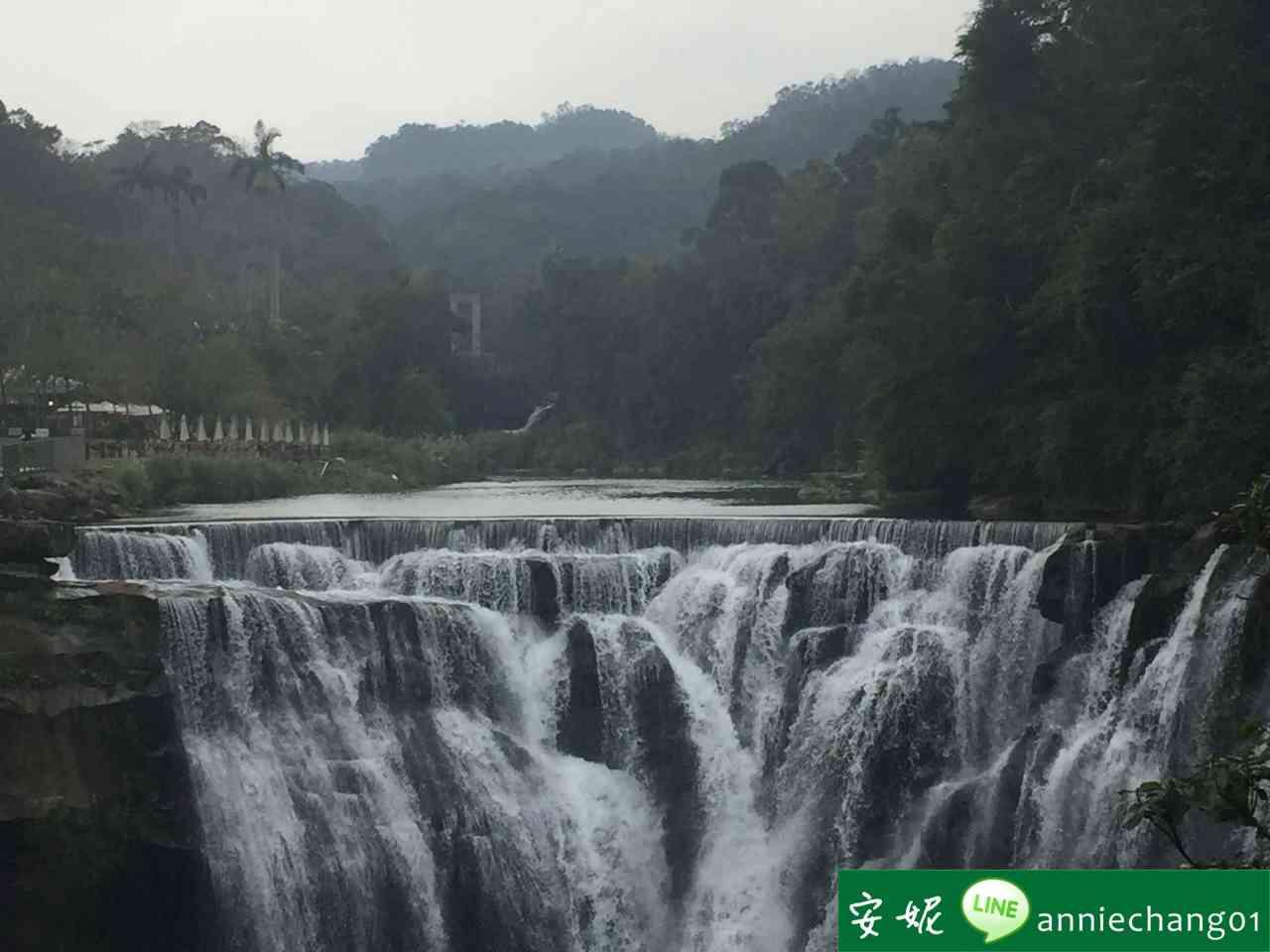 【台北 平溪】十分瀑布