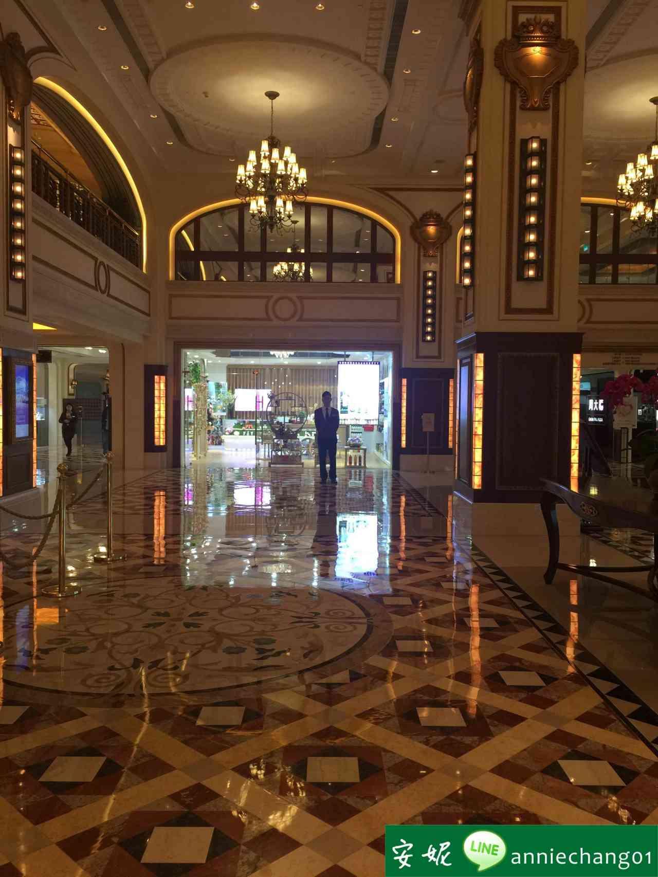 【澳門】Harbourview Hotel勵庭海景酒店