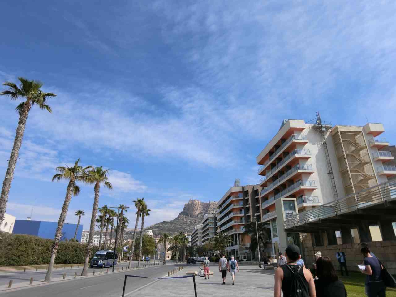 【郵輪 巴塞隆納】Day3 阿利坎特 Alicante