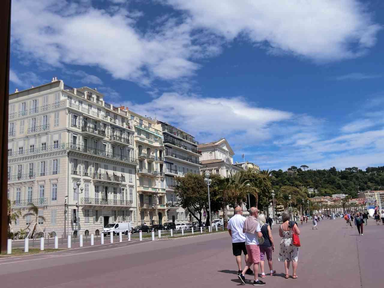 【郵輪 巴塞隆納】Day8 Villefranche Sur Mer(Nice尼斯)