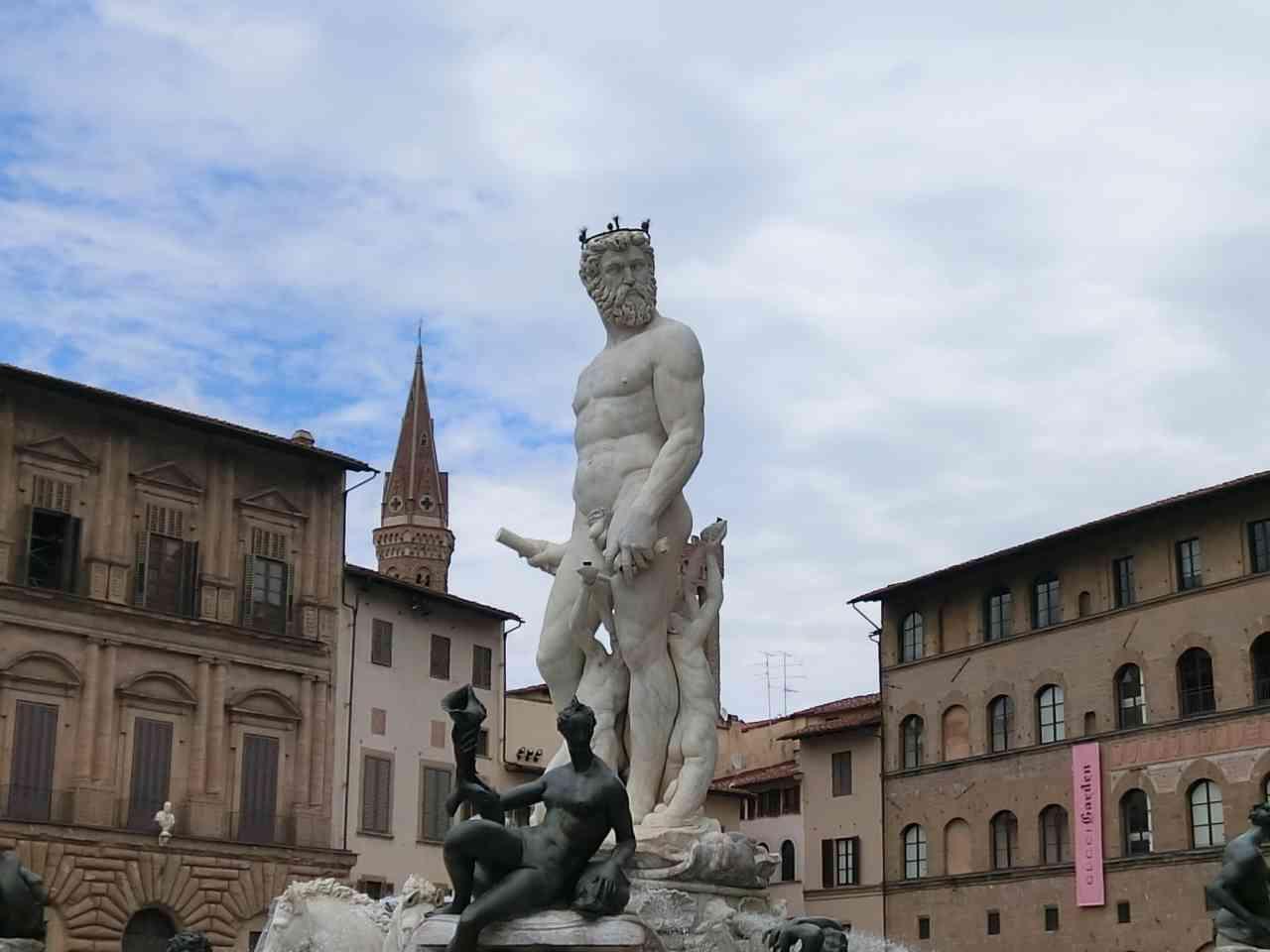 【郵輪 巴塞隆納】Day9 Livorno 佛羅倫斯/比薩斜塔