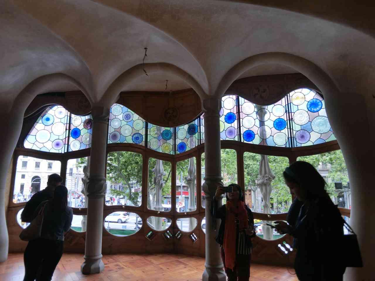 【西班牙 巴塞隆納】巴特婁之家 Casa Batllo