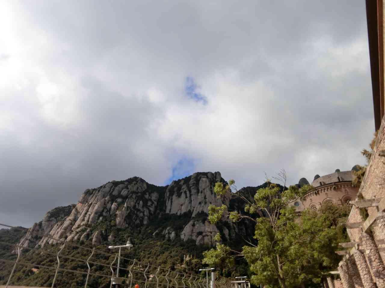 【西班牙 巴塞隆納】蒙特塞拉特聖山Montserrat、修道院