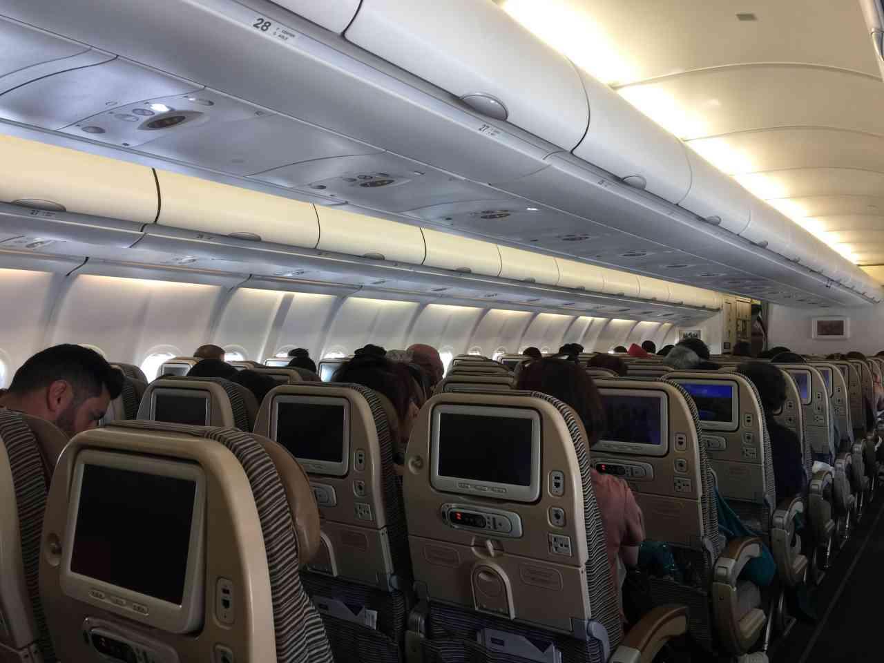 阿提哈德航空