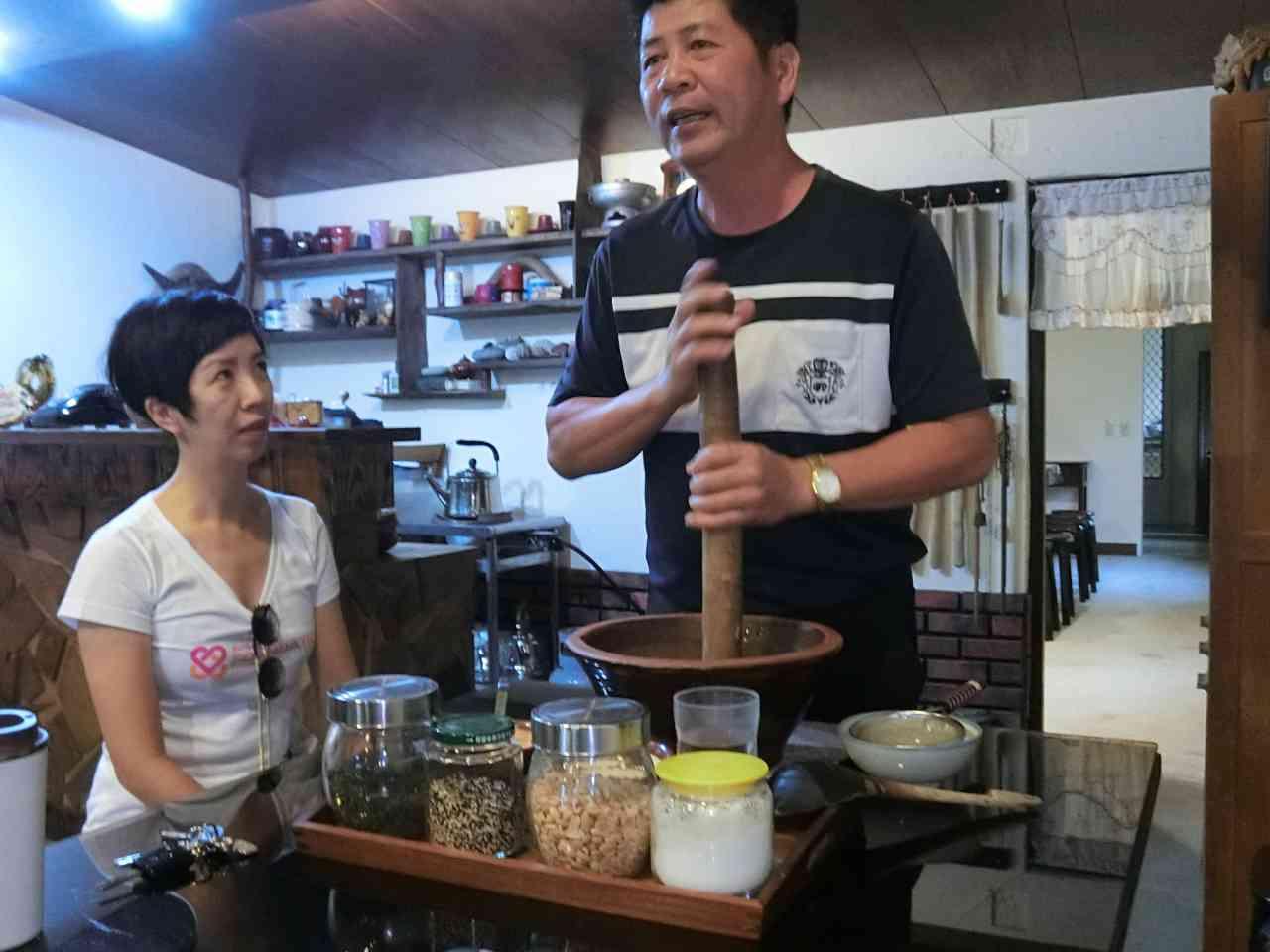 【花蓮】大和擂茶舖