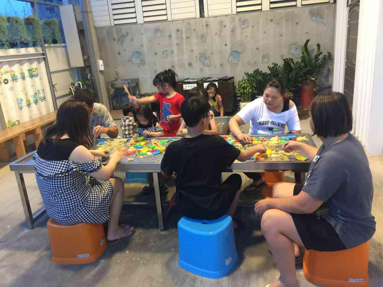 【彰化】遊戲方塊play食堂