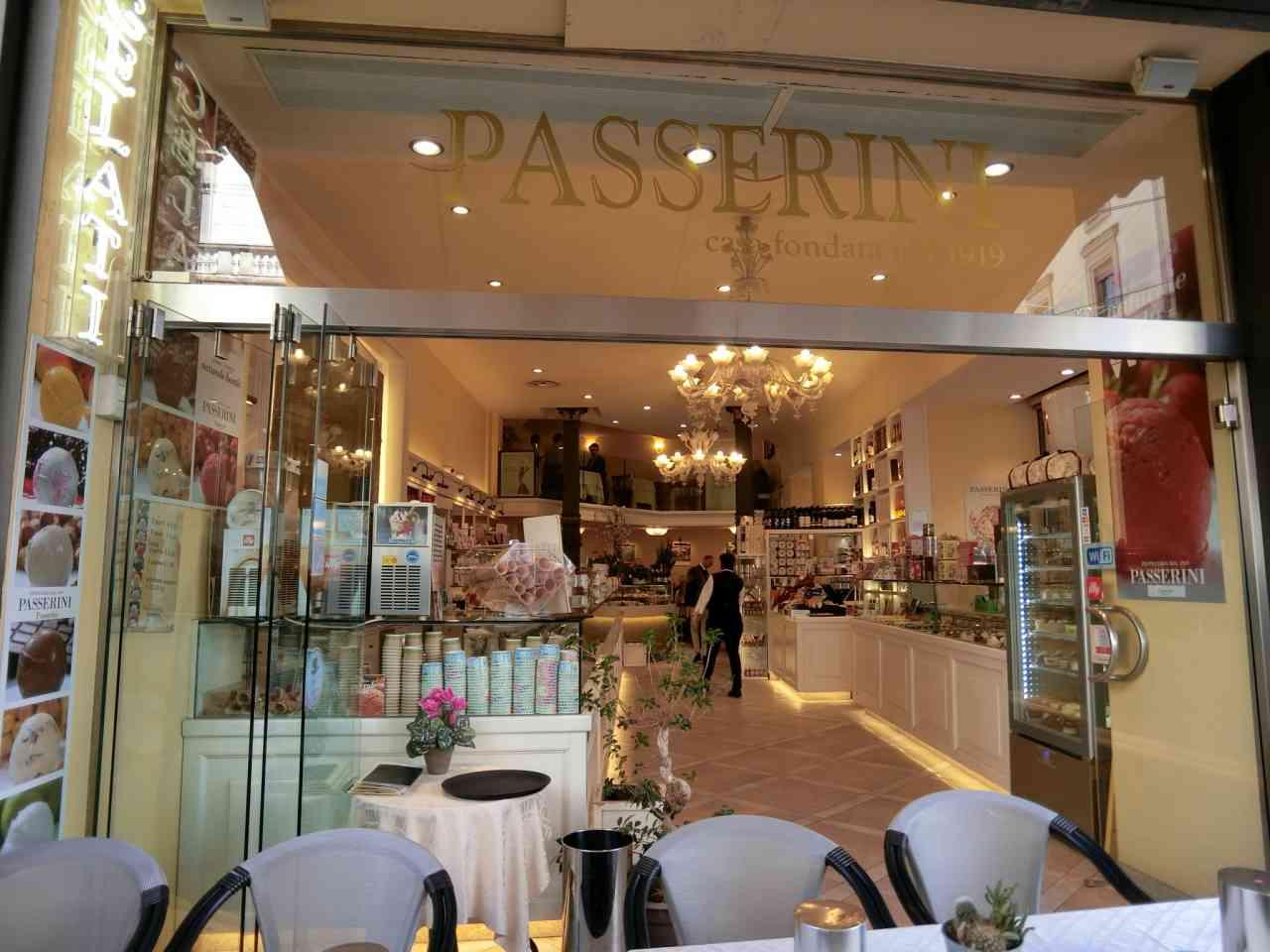 義大利米蘭咖啡廳