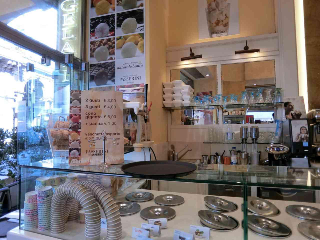 【義大利 米蘭】咖啡廳