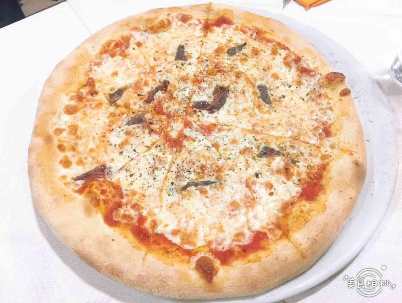 義大利米蘭pizza店