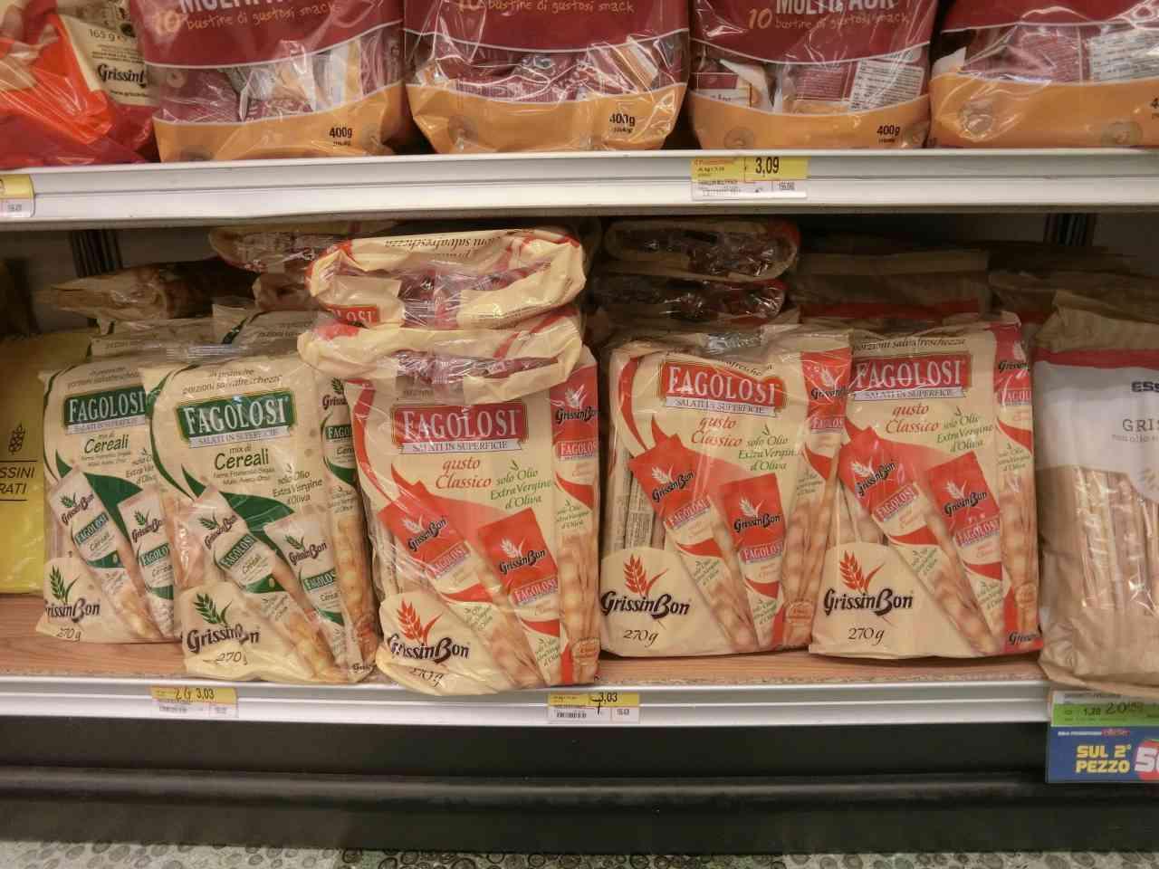 【義大利 米蘭】超市
