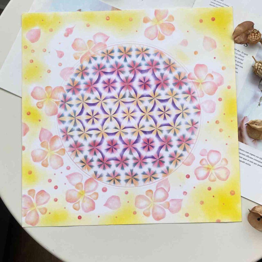 【學習】平衡內在生命之花課程