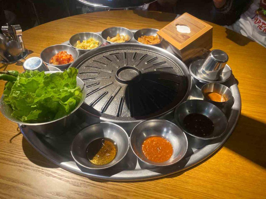 【台北 東區】盤子家8292韓式烤肉