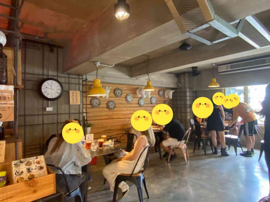 【台中 西屯】春三朝午-很文青的早午餐