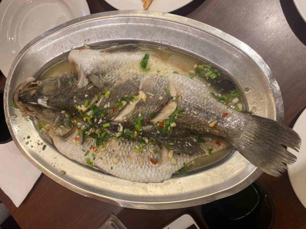 【台北 東區】金沙塔雲泰料理