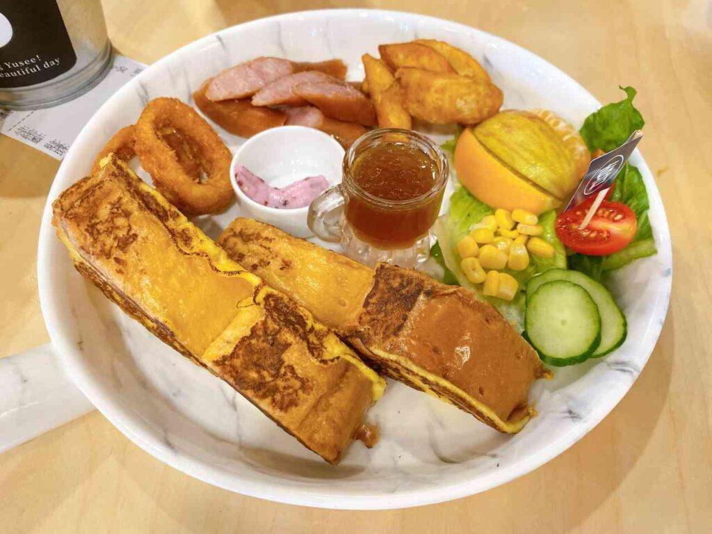 【南投】早安有喜早午餐