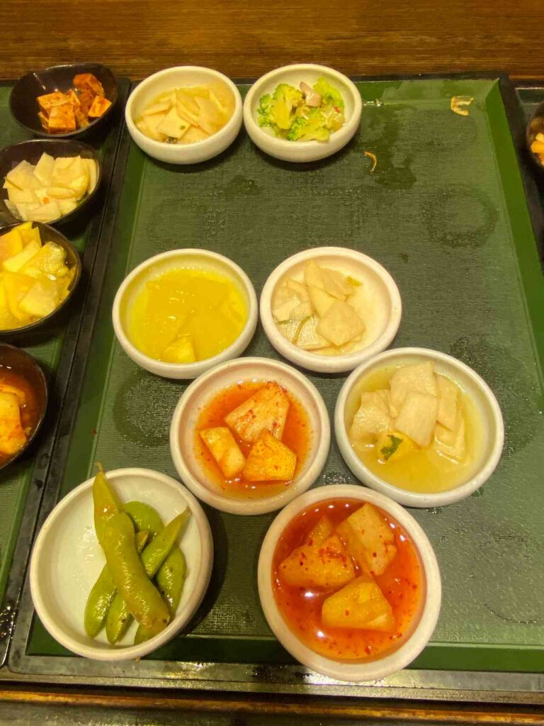 【南投 南投市】朝鮮味-CP值超高的韓式料理