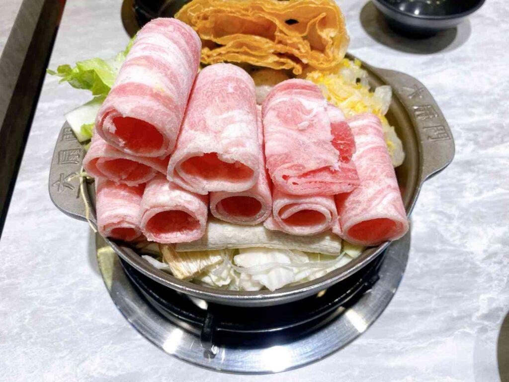 【南投 草屯】六扇門-好吃的平價火鍋