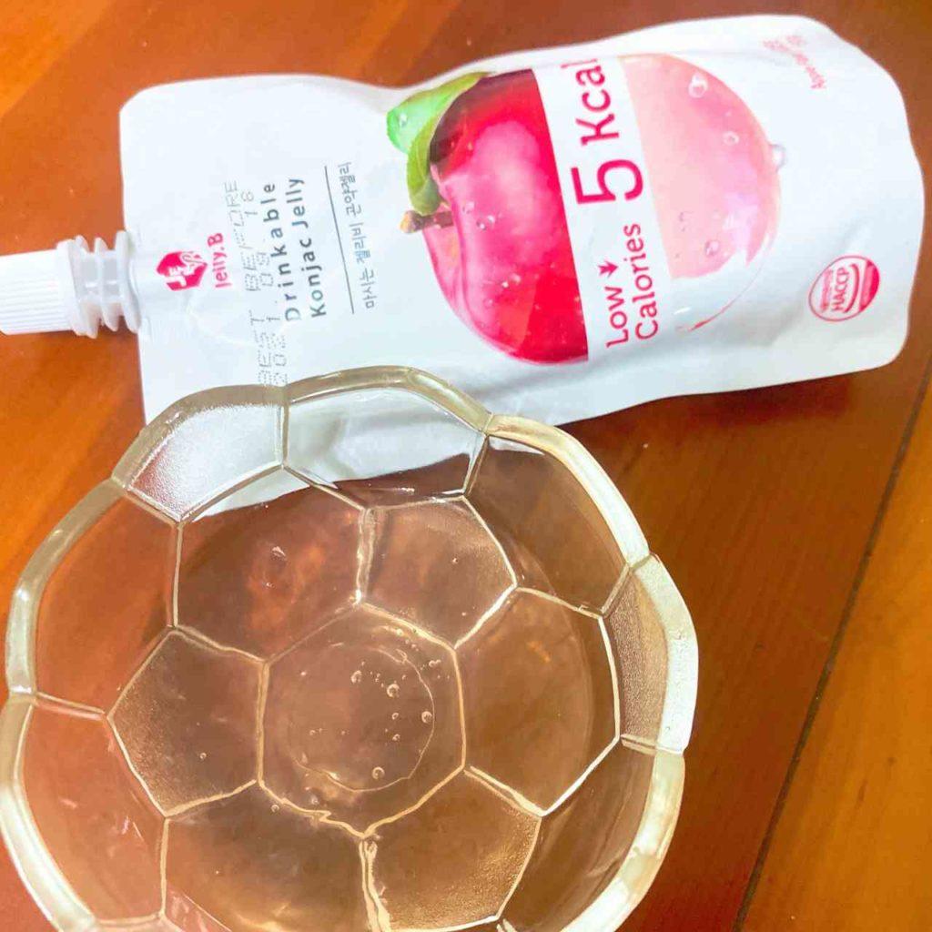 低GI零食韓國Jelly.B 低卡蒟蒻果凍