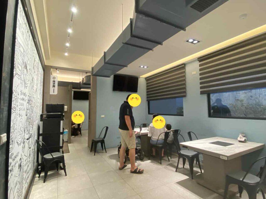 【台南】阿裕牛肉湯-很舒適寬敞的牛肉湯店