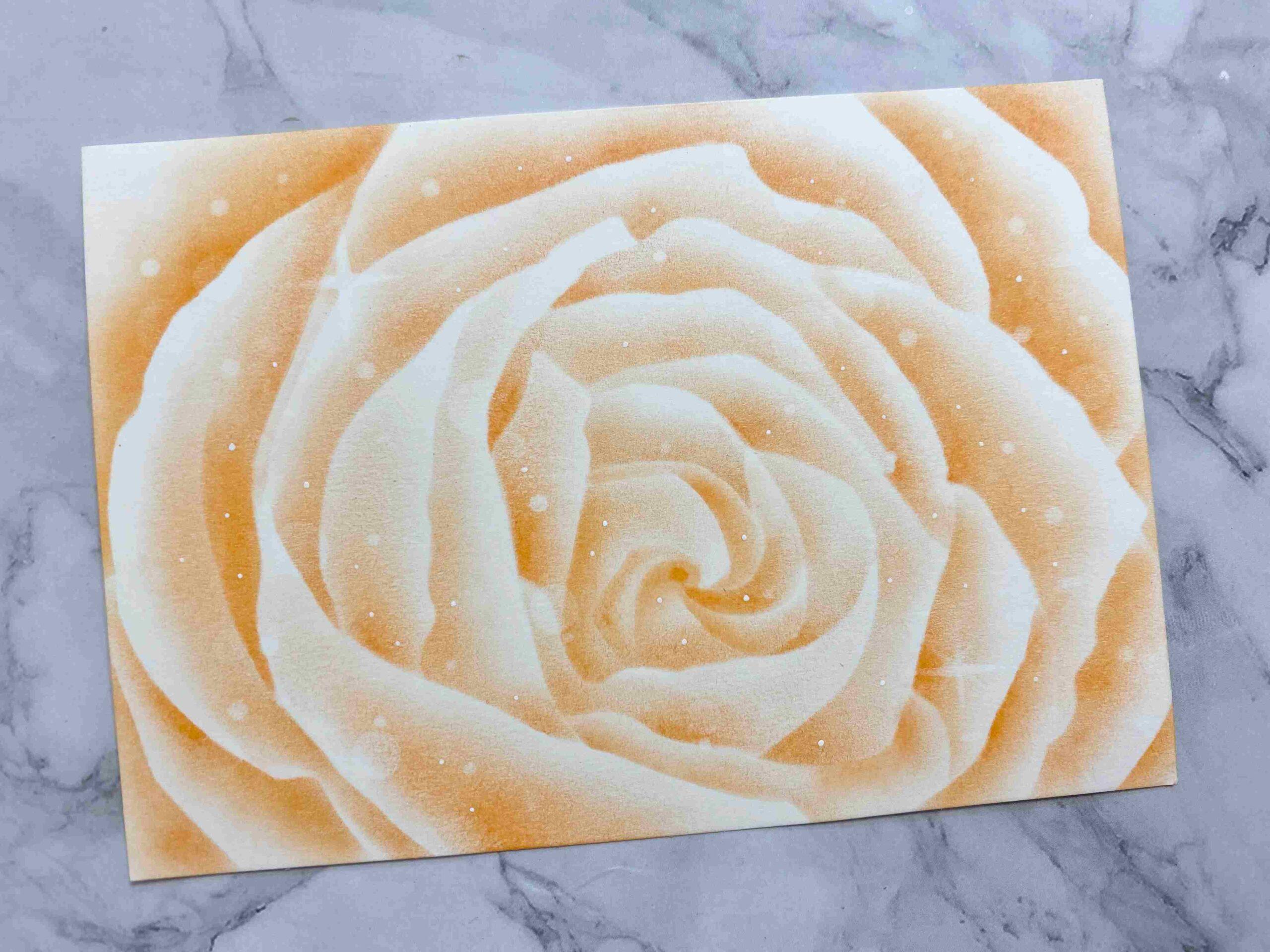 【粉彩】空氣玫瑰基礎課程