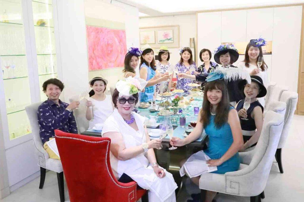 【生活】下午茶/國際禮儀課程